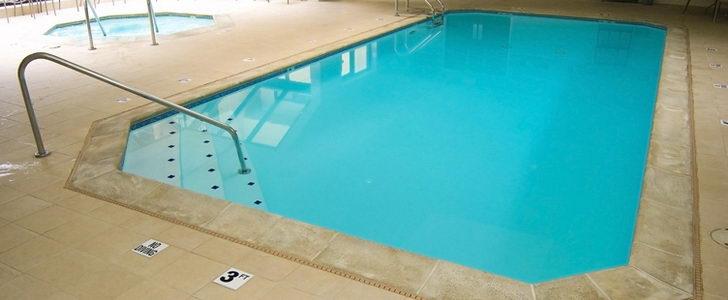 המים בבריכה מלוחים – האם זה טבעי?